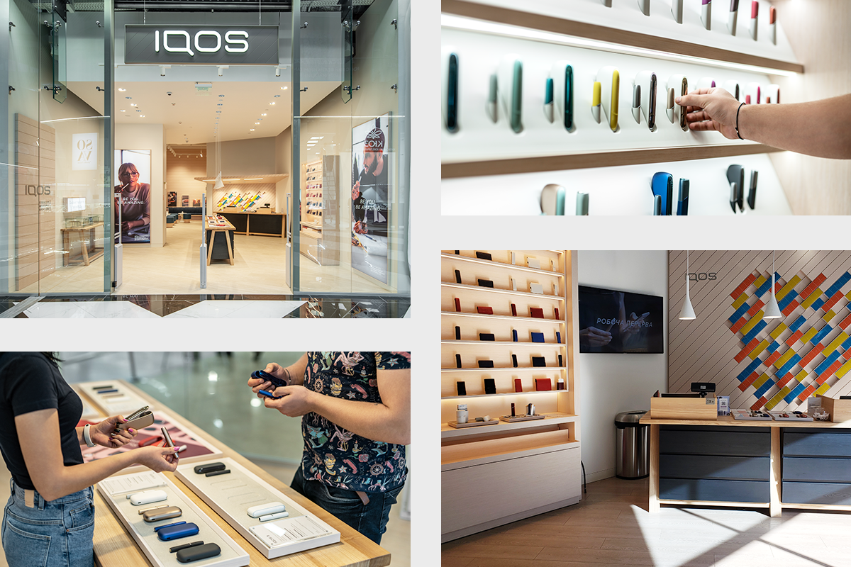 IQOS Space